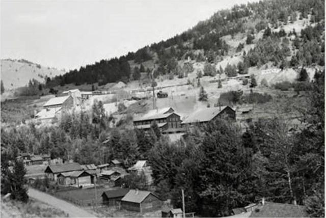 Geyser Bob's Yellowstone Park History Service - Jardine MT